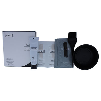 Dphue - Root Touch-Up Kit - Black 2Applications