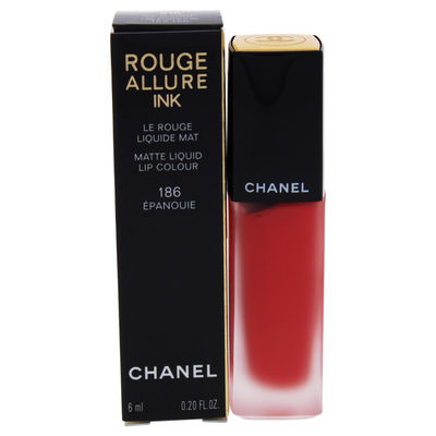 Chanel - Rouge Allure Ink - 186 Epanouie 0,12oz