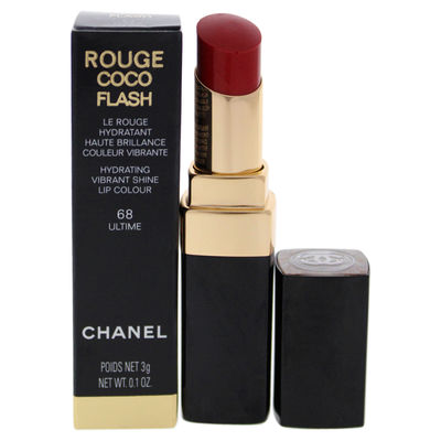 Chanel - Rouge Coco Flash Lipstick - 68 Ultime 0,1oz