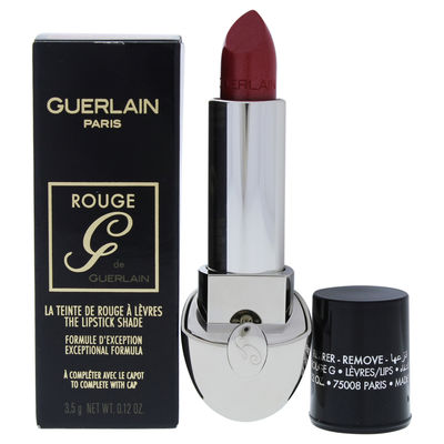 Guerlain - Rouge G De Guerlain Customizable Lipstick Shade - 65 0,12oz