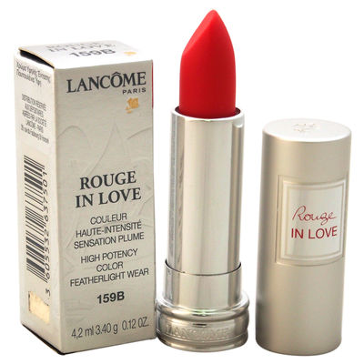 Lancome - Rouge In Love High Potency Color Lipstick - # 159B Rouge In Love 0,12oz