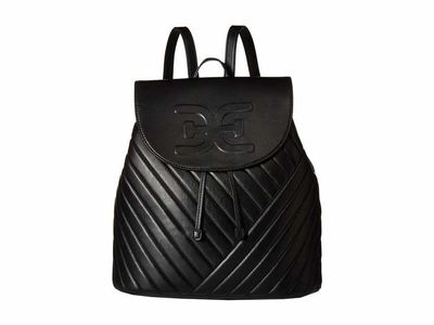 Sam Edelman - Sam Edelman Black Elise Backpack