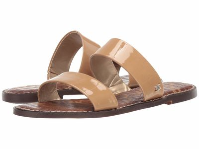 Sam Edelman - Sam Edelman Women Almond Gala Flat Sandals