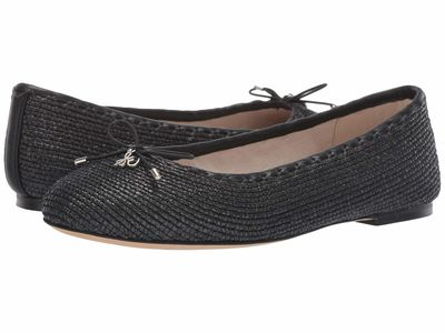 Sam Edelman - Sam Edelman Women Black Falcon Flats