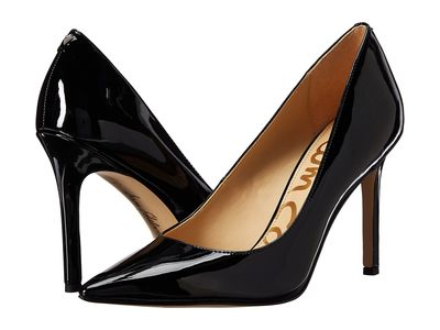 Sam Edelman - Sam Edelman Women Black Patent Hazel Pumps