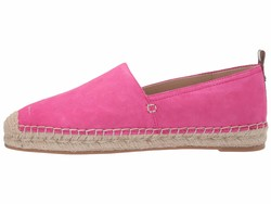 Sam Edelman Women Pink Peony Suede Leather Khloe Flats - Thumbnail