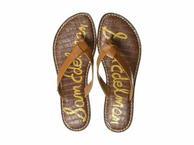 Sam Edelman - Sam Edelman Women Saddle Giles Flip Flops