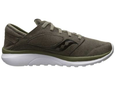 Saucony - Saucony Men's Brown/Canvas Kineta Relay Sneakers Athletic Shoes 912174428732