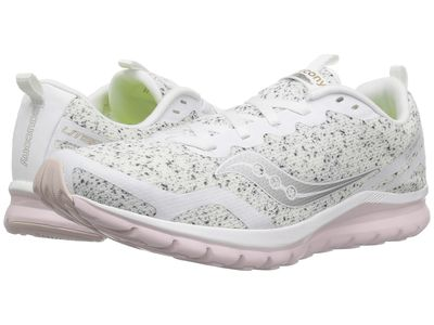 Saucony - Saucony Women White Liteform Feel Running Shoes