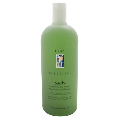 Rusk - Sensories Purify Cucurbita & Tea Tree Oil Shampoo 33,8oz