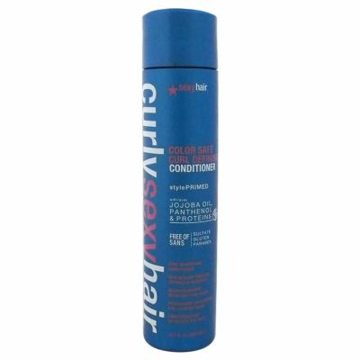Sexy Hair - Sexy Hair Curly Sexy Hair Color Safe Curl Defining Conditioner 10.1 oz