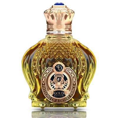 Shaik - Shaik Passions Of A Desert Prince Gold Edition Men 100 ML Perfume (Original Tester Perfume)