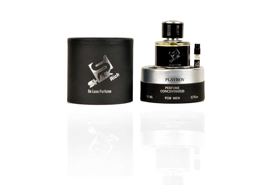 Shaik Rich Playboy 50 ML For Men Perfume (Original Perfume)