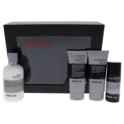 Anthony - Shave Kit 4Pc