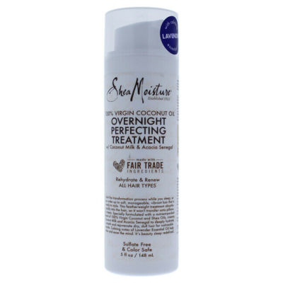 Shea Moisture - Shea Moisture 100 Percent Virgin Coconut Oil Overnight Perfecting Treatment 5 oz