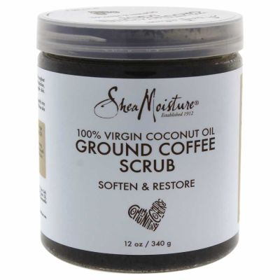 Shea Moisture - Shea Moisture 100 Virgin Coconut Oil Coffee Scrub 12 oz