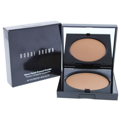Bobbi Brown - Sheer Finish Pressed Powder - 04 Basic Brown 0,38oz