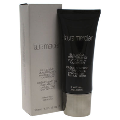 Laura Mercier - Silk Creme Moisturizing Photo Edition Foundation - Medium Ivory 1oz