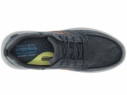 Skechers Men Blue Expended Bermo Lifestyle Sneakers - Thumbnail