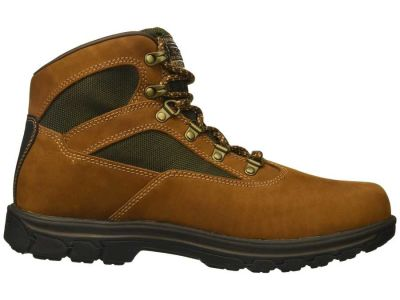 Skechers - SKECHERS Men's Brown Relaxed Fit: Segment - Mixon Hiking Sport Boots 89139936