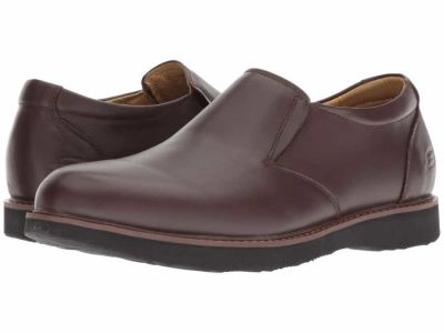 Skechers - SKECHERS Men's Brown Solden - Molven Loafers