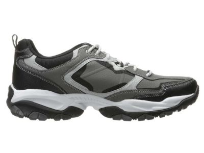 Skechers - SKECHERS Men's Gray/Charcoal Sparta 2.0 Sneakers Athletic Shoes 907817628168