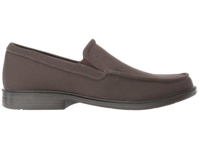 Skechers - SKECHERS Men's Taupe Relaxed Fit: Caswell Loafers 904146511