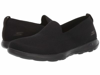 Skechers Performance - Skechers Performance Women Black Go Walk Lite - Charming Athletic Shoes