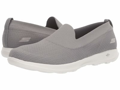 Skechers Performance - Skechers Performance Women Gray Go Walk Lite - Charming Athletic Shoes