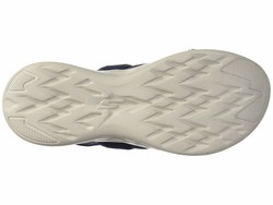 Skechers Performance Women Navy On-The-Go 600 - Flawless Active Sandals - Thumbnail