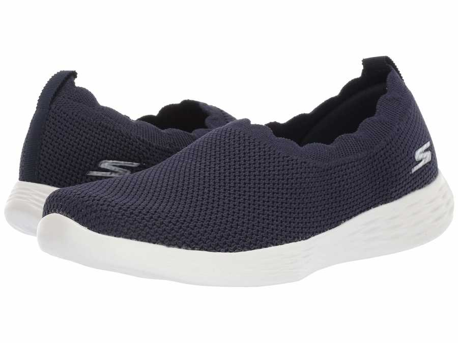 Skechers Performance Women Navy You Define Lifestyle Sneakers