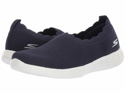 Skechers Performance Women Navy You Define Lifestyle Sneakers - Thumbnail