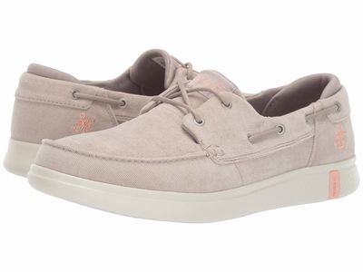 Skechers Performance - Skechers Performance Women Taupe Glide Ultra Boat Shoes