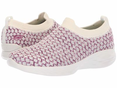 Skechers Performance - Skechers Performance Women White/Pink You - 15806 Lifestyle Sneakers