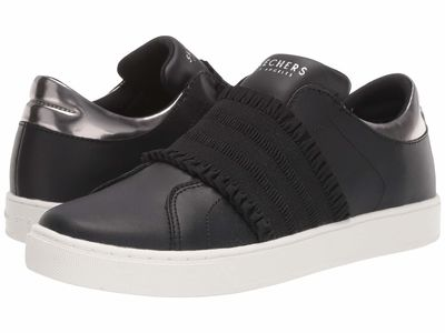 Skechers Street - Skechers Street Women Black Prima - Head To Toe Lifestyle Sneakers