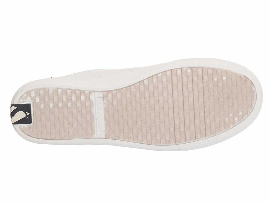 Skechers Street Women White Goldie - Sealed With A Kiss Lifestyle Sneakers