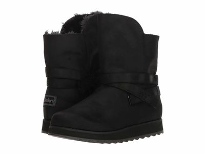 Skechers - Skechers Women Black Keepsakes 2.0 - Pikes Peak Wintersnow Boots