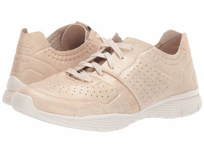 Skechers - Skechers Women Gold Seager - Major League Lifestyle Sneakers