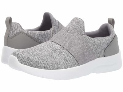 Skechers - Skechers Women Grey Dynamight 2.0 Lifestyle Sneakers