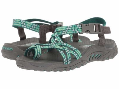 Skechers - SKECHERS Women's Mint Reggae - Loopy Active Sandals