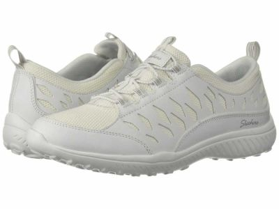 Skechers - SKECHERS Women's White Be-Light - My Honor Lifestyle Sneakers
