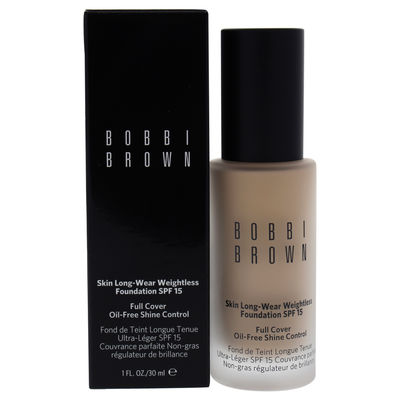 Bobbi Brown - Skin Long-Wear Weightless Foundation SPF 15 - 1 Warm Ivory 1oz