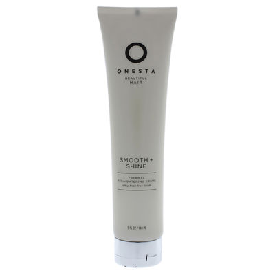 Onesta - Smooth and Shine Thermal Straightening Creme 5oz