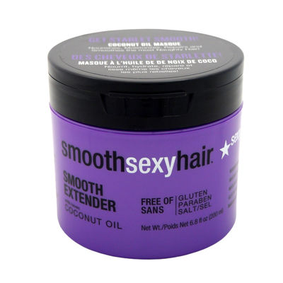 Sexy Hair - Smooth Sexy Hair Smooth Extender Nourishing Smoothing Masque 7,8oz