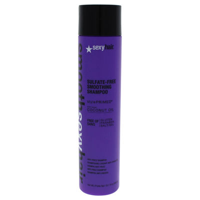 Sexy Hair - Smooth Sexy Hair Sulfate-Free Smoothing Shampoo 10,1oz