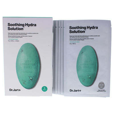 Dr. Jart+ - Soothing Hydra Solution Sheet Mask 5 x 0.88oz
