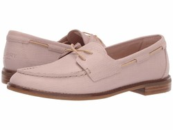 Sperry Women Blush Seaport Boat Boat Shoes - Thumbnail