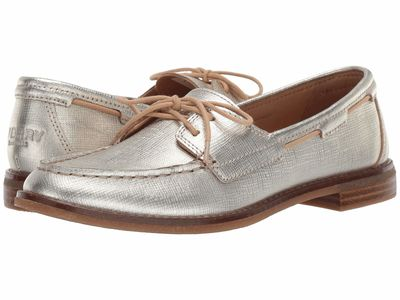 Sperry - Sperry Women Gold Seaport Boat Boat Shoes