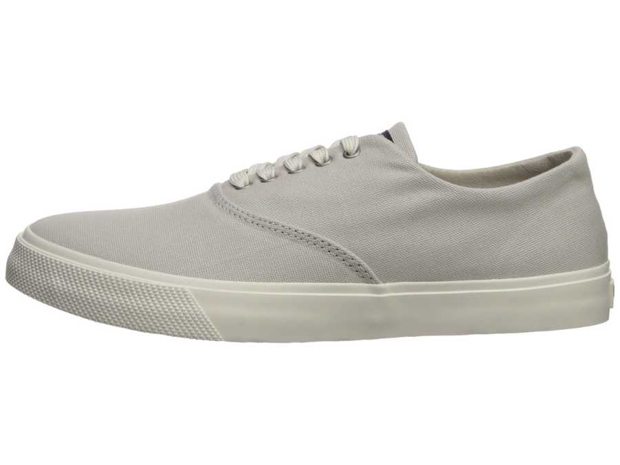 Sperry Women Light Grey Captain'S Cvo Lifestyle Sneakers