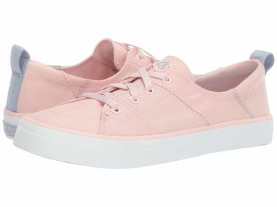 Sperry - Sperry Women Light Pink/Light Blue Crest Vibe Bionic® Yarn Lifestyle Sneakers